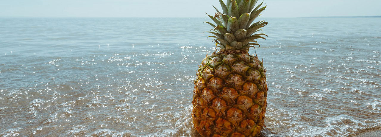 How many calories in dried pineapple: nutrition facts