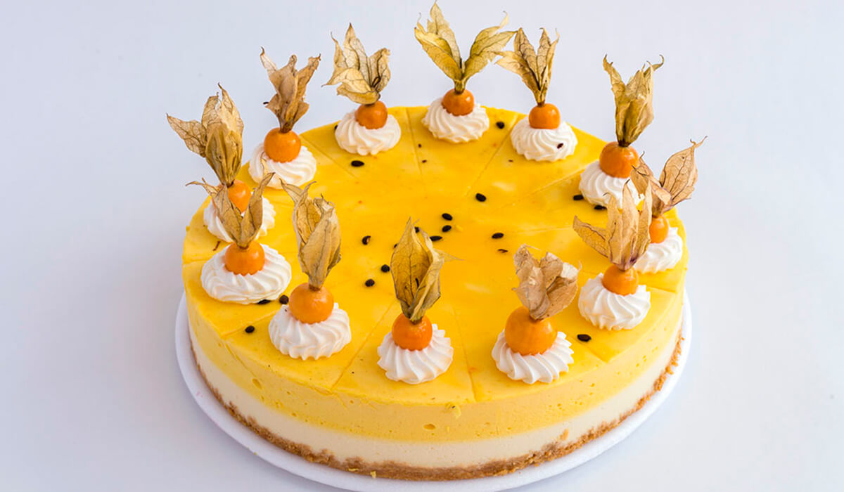cheesecake de uvillas