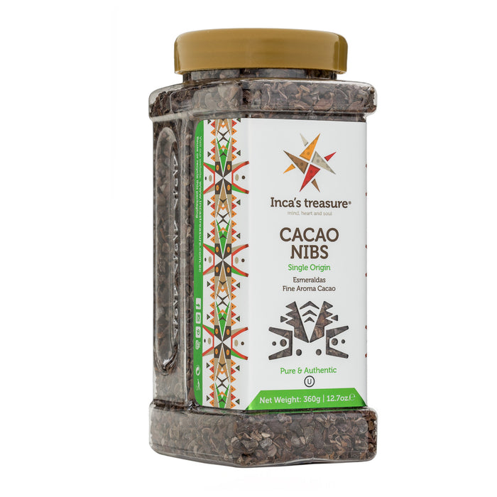 Cacao Nibs - incastreasure