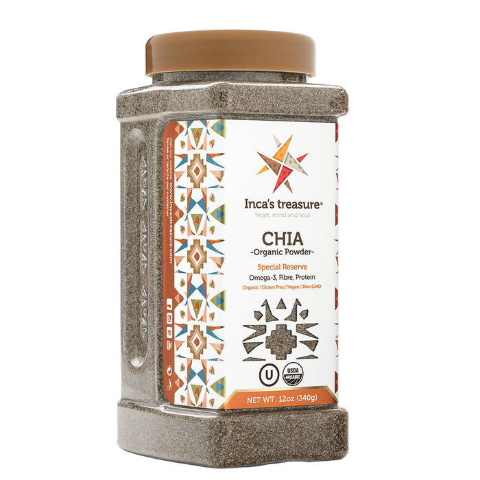 Chia Powder - incastreasure