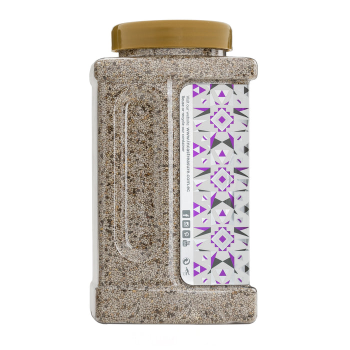Chia White Seeds - incastreasure