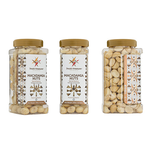 Macadamia Nuts - incastreasure