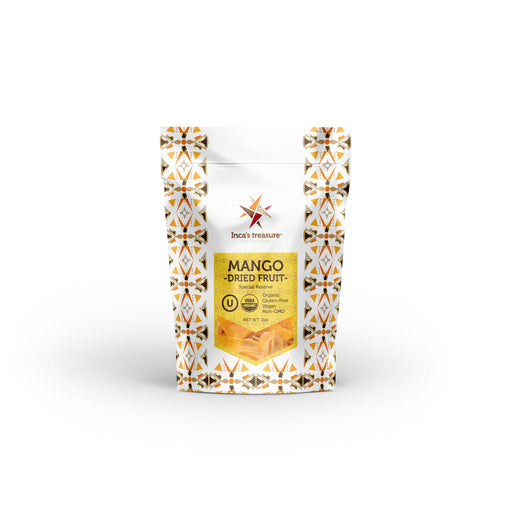 Mango (Dried) - Healthy Snack - incastreasure