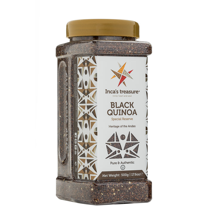 Quinoa Black - incastreasure