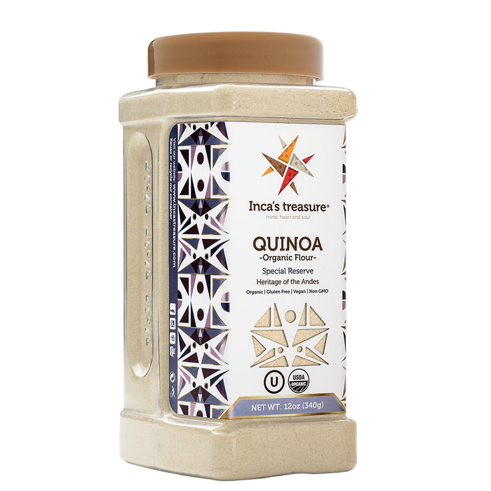 Quinoa Flour - incastreasure