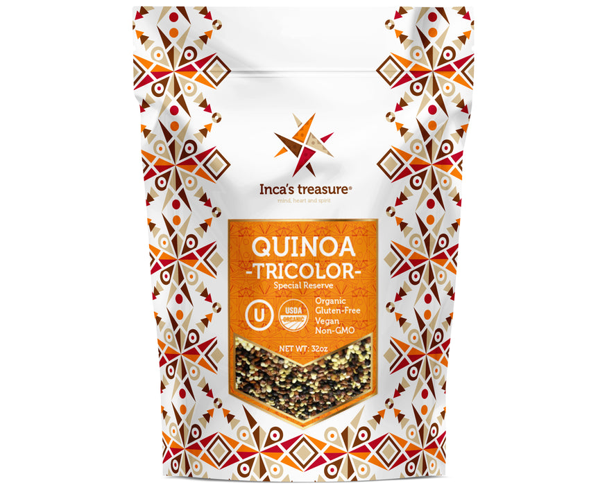 Quinoa Tricolor - incastreasure