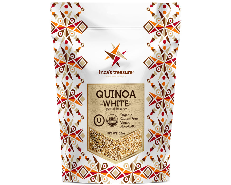 Quinoa White - incastreasure