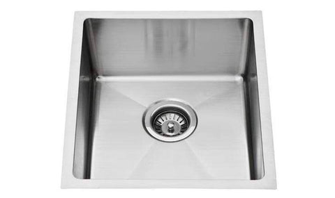 Square Single Bowl Sink