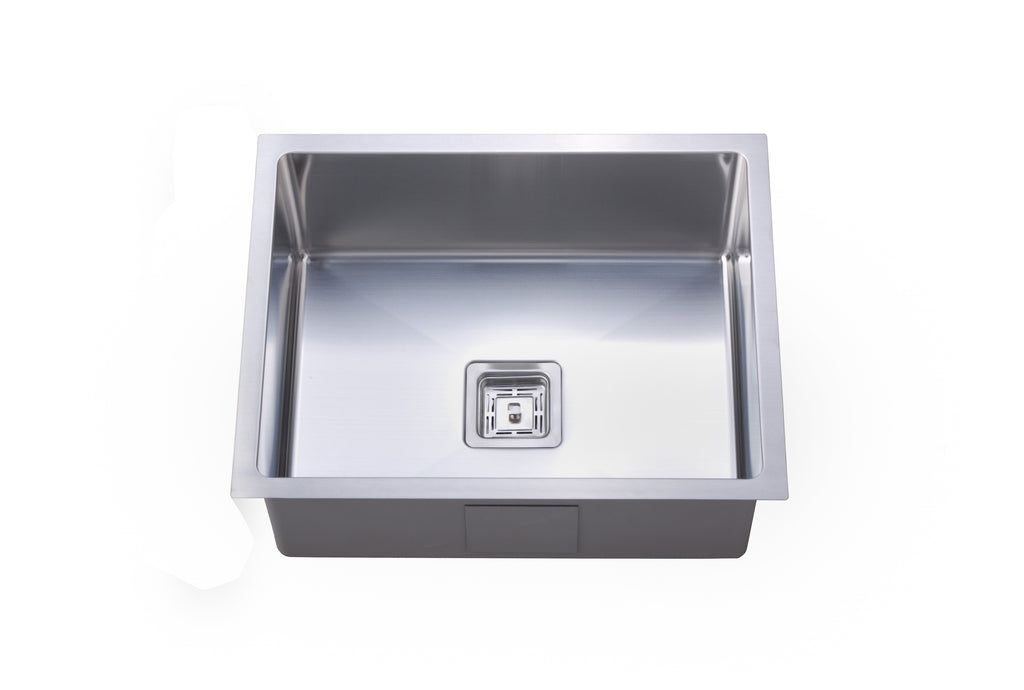 Deep Square Bowl Sink