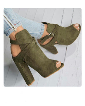 LAYLA ankle booties