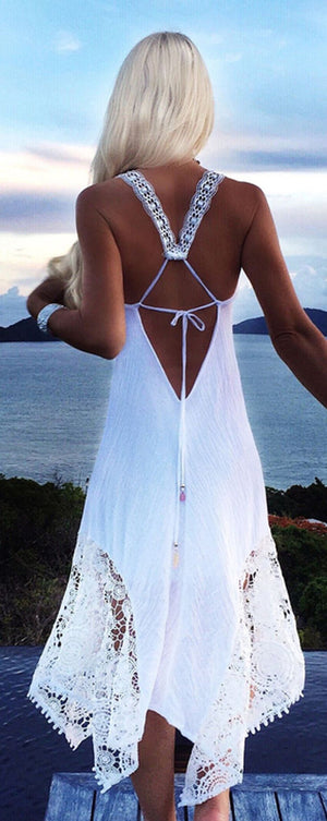 HOLLY boho dress