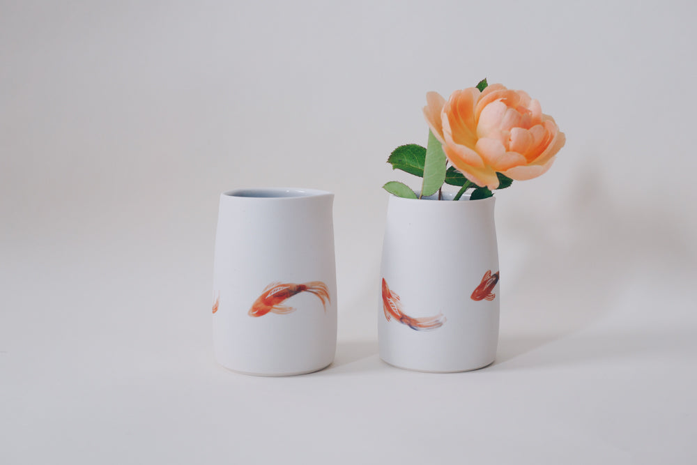 Koi pourers (medium)
