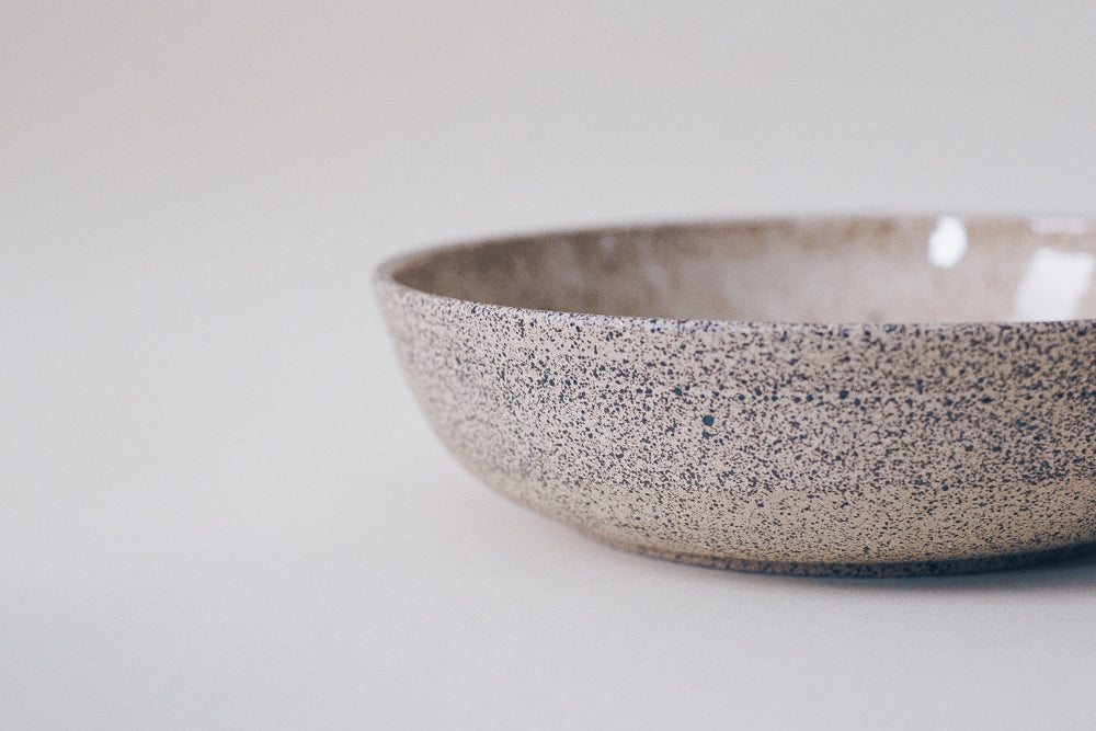 Everything bowl (speckled)