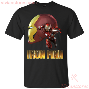 Amazing Iron Man Men Women Fan Gift T-Shirt - Vivianstores.com