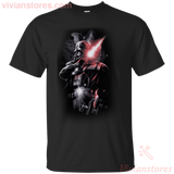 Darth Vader Lightsaber Dark Lord T-Shirt Star Wars Movie Epic For Fan - Vivianstores.com