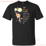 I Am A Virgo Woman I Have 3 Sides Women Birthday T-shirt - Vivianstores.com