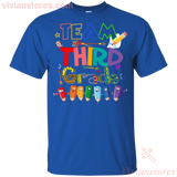 Team Third Grade Back To School T-Shirt - Vivianstores.com