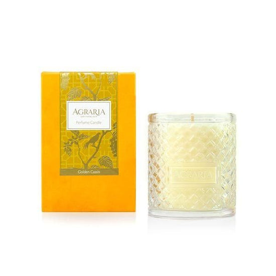 Agraria - Golden Cassis Candle - Home + Bath - 29251