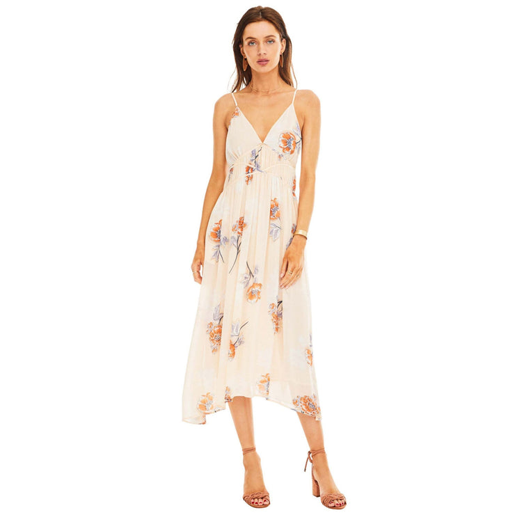 ASTR - ASTR Marissa Peach Dress - Women - ACDR95220