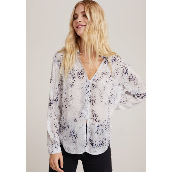 BELLA DAHL - SHIRRED BLOUSE - Women - W4400-A86-304-1