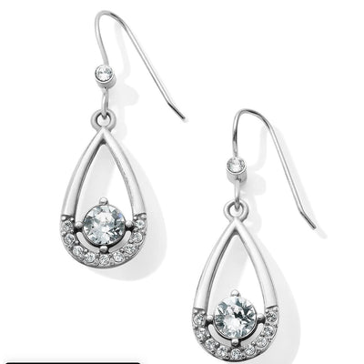 BRIGHTON JEWELRY - Majesty French Wire Drop Earrings - Accessories - A6001
