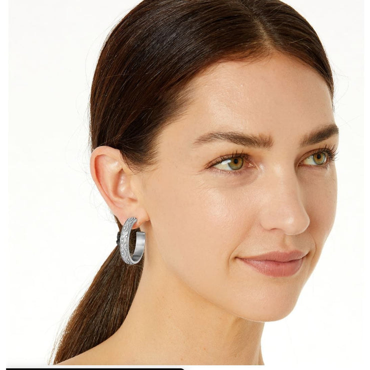 BRIGHTON JEWELRY - Udaipur Palace Hoop Earrings - Accessories