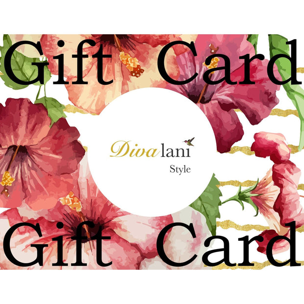 Divalani Style - Gift Card - Gift Card