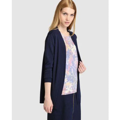Escorpion - Escorpion Long Sleeve Cardigan - Women - 18S151132-592