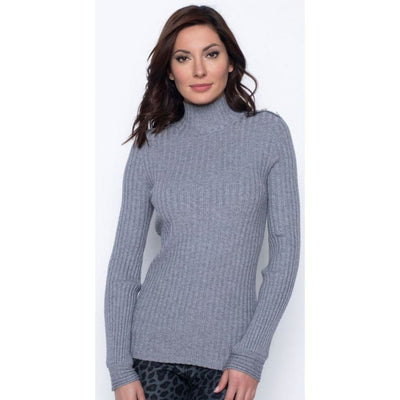 Frank Lyman - 203169U Grey Turtleneck - Sweater