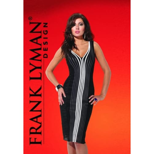 Frank Lyman - 95114U Frank Lyman Bodycon Dress - Dress