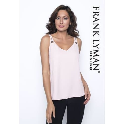 Frank Lyman - Blush Tank Top - Top - 186142