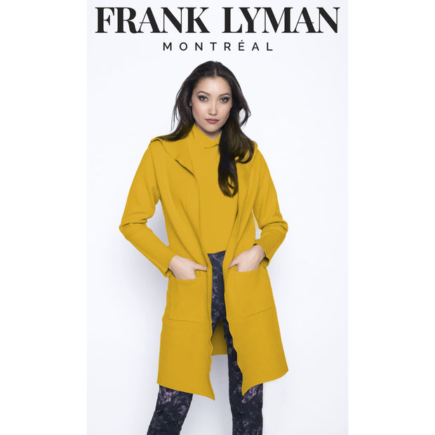 Frank Lyman - Hooded Knit Duster - Cardigan