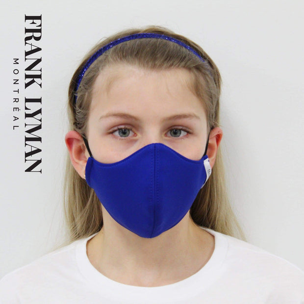 Frank Lyman - Unisex Kids Mask Cobalt Blue - Accessories