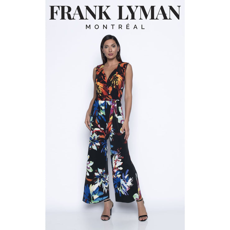 Frank Lyman - Multi Color Knit Jumpsuit - Jumpsuits - 196180