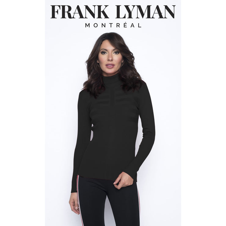 Frank Lyman - Turtle Neck Sweater - Top - 193121U-1