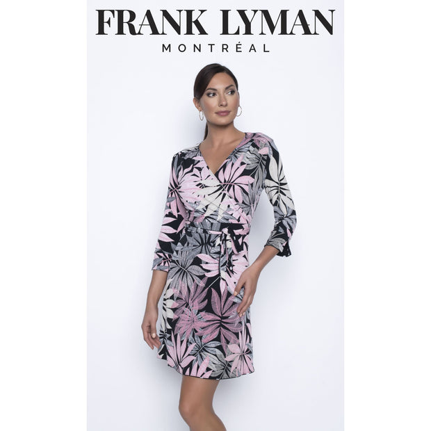 frank thyman - Reversable 3/4 Slve dress - Dress - 196405