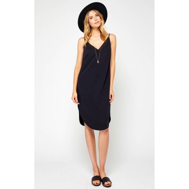 Gentle Fawn - Gentle Fawn Black Tank Dress - Women