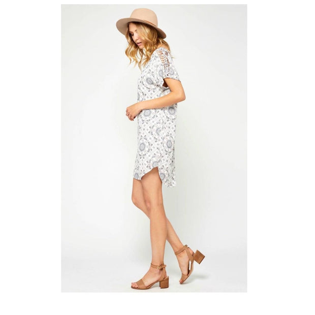 Gentle Fawn - Gentle Fawn Hera Bandana Dress - Women - GF180-8289