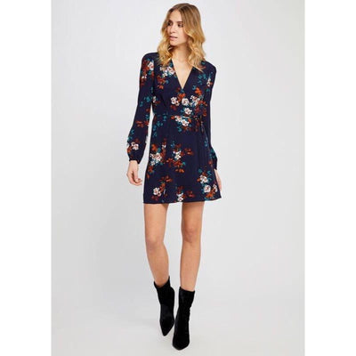 Gentle Fawn - GENTLE FAWN KATHLEEN WRAP DRESS - Dress - GF187-8362