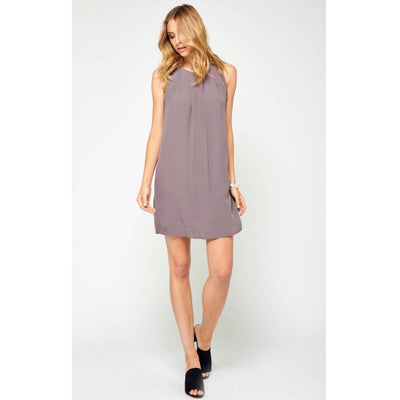 Gentle Fawn - Gentle Fawn Mauve Purple Dress - Women