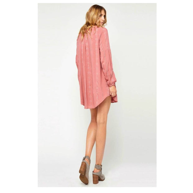 Gentle Fawn - Gentle Fawn Millie Sedona Long Sleeve Dress - Women - GF180-8288
