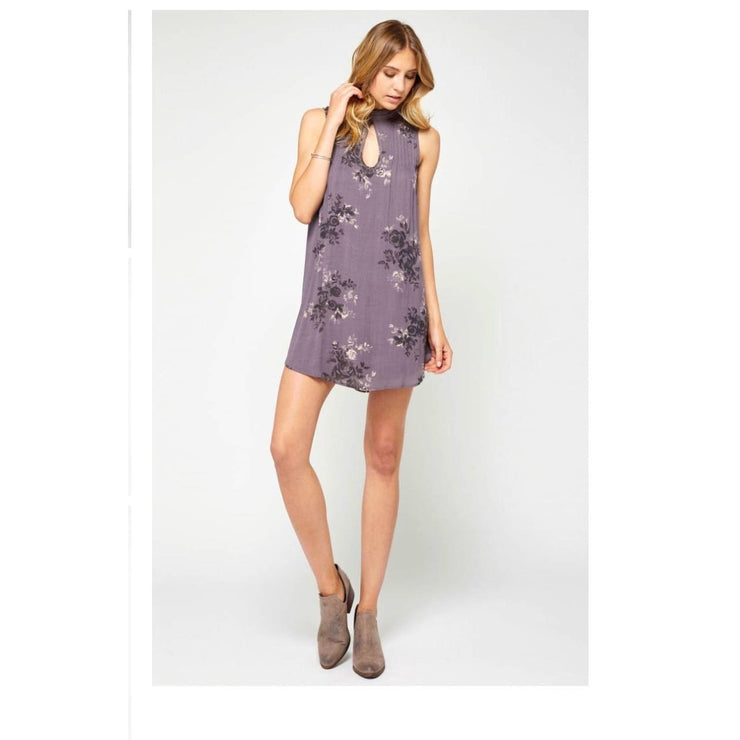 Gentle Fawn - Gentle Fawn Purple Cara Cinder Dress - Women - GF180-8292