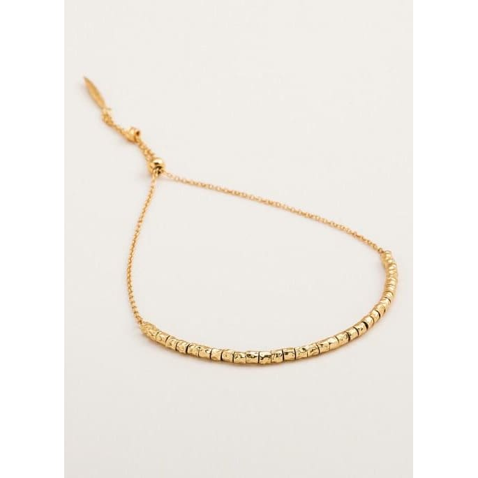 Gorjana - Laguna Adjustable Gold Bracelet - Women - 178-203-G