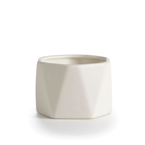 Illume - Gardenia Dylan Ceramic Candle - Home + Bath - 45273012000