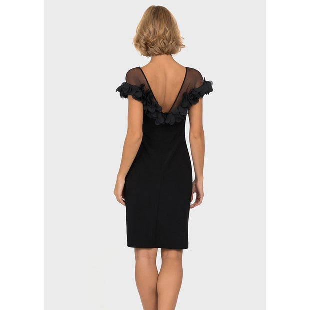 Joseph Ribkoff - Black Dress 191305 - Dress - 191305