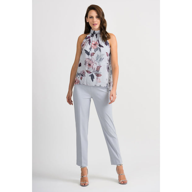 Joseph Ribkoff - Floral High-Low Top - Blouses - 201223