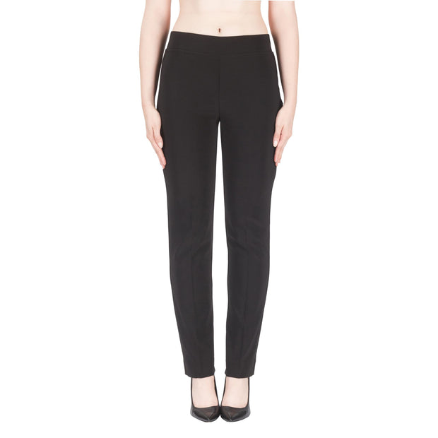 Joseph Ribkoff - Long Black Pants - Pants - 143105F-1