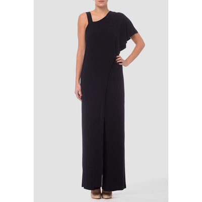 Joseph Ribkoff - One-Shoulder Trendy Jumpsuit - Jumpsuits - 183145