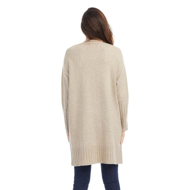 Karen Kane - Karen Kane Long Cardigan - Sweater - 3N94168
