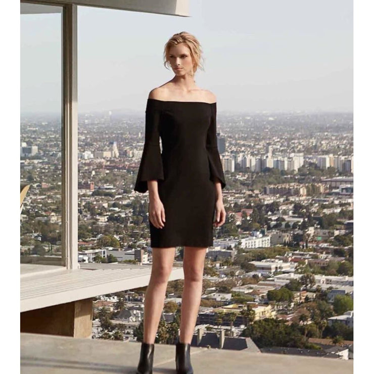 Karen Kane - Bell Sleeve LBD - Dress - KK-L61179